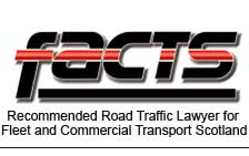 Road Traffic Lawyer for commercial vehicles